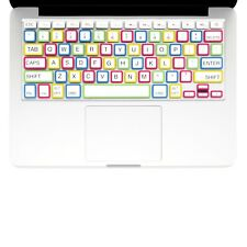"UNIK CASE-Silicone Keyboard Cover for Macbook Pro 13"" 15"" 17""Unibody-Candy White"