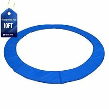 NEW 10FT REPLACEMENT PVC TRAMPOLINE SAFETY SPRING COVER PADDING PAD MAT