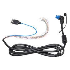 Garmin Right Angle NMEA 0183 w/Audio Cable - 7'