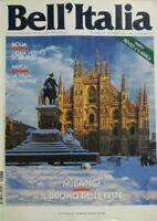 BELL'ITALIA N.176 2000 SICILIA NAPOLI MILANO