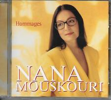NANA MOUSKOURI - Hommages CD Album 15TR (PHILIPS) 1997 France