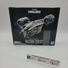 Bandai Star Wars Razor Crest Model 018 The Mandalorian New Factory Sealed Disney