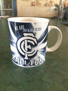 AFL Carlton Mug