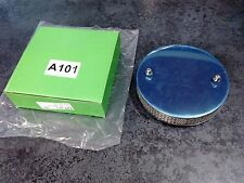 "air filter SU HS2 1.25 1 1/4 "" chrome sprite midget morris minor mini carb twin"