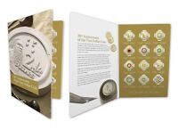 2018 $2 30TH ANNIVERSARY OF $2 COIN SET OF 12 (TWELVE) COLOURED COINS- FREE POST