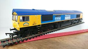 """Hornby R30069 GBRf Class 66 66731 """"Captain Tom Moore"""" Ltd Edition DCC Ready NEW"""