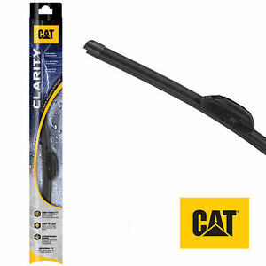 CAT Perfect Clarity Premium Windshield Wiper Blade for Trucks 20+24 Inch (2pcs)