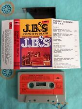 """Cassetta """"The J.B.'s – Doing It To Death"""" - 1973  Polydor – 2391 087L"""