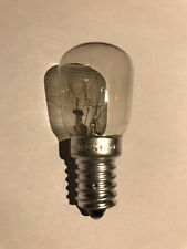 15w Fridge/Oven Bulb lamp E14 SES Bulb