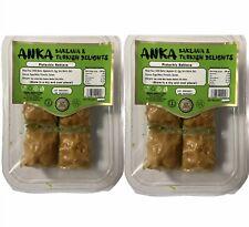 Pistache baklavas Total 10 pièces (500 g) - Meilleure Qualité Baklawa