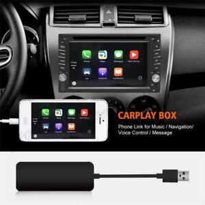DC12V Car Interior USB Dongle For Navigation Player Android Apple Carplay