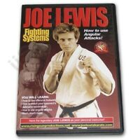 Joe Lewis Full Contact Karate Fighting Bruce Lee Angular Attacks #8 DVD sparring