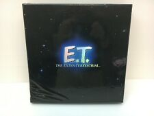 LASERDISC BOXED SET - E.T. The Extraterrestrial Limited Edition Numbered 5549
