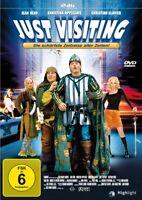 JUST VISITING (JEAN RENO, MATT ROSS, CHRISTINA APPLEGATE,...) DVD NEU