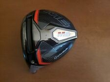 TaylorMade M6 10.5 LH Driver Head Only- Takes your SLDR R15 R1 M1 M2 M4 M5 Shaft