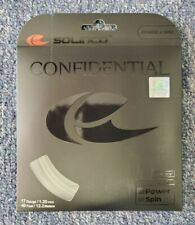 Solinco Confidential 17 Gauge 1.20mm Tennis String NEW
