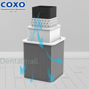 COXO Dental Replacement Filter For Extraoral Aerosol Suction Unit FDA CE
