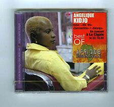 CD (NEW) ANGELIQUE KIDJO KEEP ON MOVING BEST OF