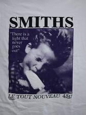 Morrissey, Moz There's a LightThe Smiths 90's Era, T- Shirt XL, Brand New!