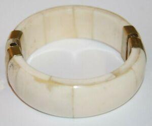 Damenarmband 70mm im Durchmesser, Schließe kl. Fehler um 1920 !