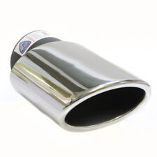 Sport Exhaust End Pipe Tailpipe Steel for VW Golf GTI Mk1 Mk2 Mk3 Mk4