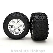 Traxxas Maxx Tires / Geode Wheels (2) - TRA5674