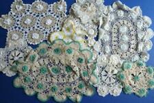 Doilies Crochet/Knit Antique Table Linens