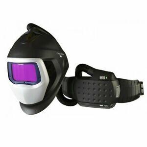 Speedglas 9100XXi Adflo Luft Gefüttert Schweißen Helm