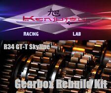 Kenjutsu Complete Gearbox Rebuild Kit w Synchros For R34 GTT Skyline RB25DET Neo