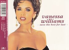 Vanessa Williams: Save the best for last/3 TRACK-CD-Top-stato
