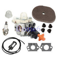 Carburetor For Stihl FS 40 50 56 70 FC56 FC70 C1M-S267A 41441200608 Air filter