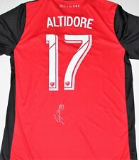 bb8c5b4a2b7 Jozy Altidore Signed Toronto FC Soccer Jersey w COA USA World Cup