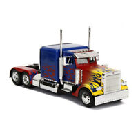 HASBRO Transformers Hollywood Rides T1 Optimus Prime Die-cast Vehicle Scale 1:24
