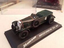 bentley speed six winner  vainqueur  24 heures du mans 1930 ixo