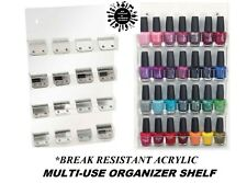 Beauty Products,Nail Polish,etc Storage Organizer SHELF Acrylic Display Case