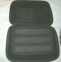 Hard Travel Case for Nintendo DS Lite Black Storage Bag 3DS Carrying Pouches