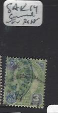 Thailand (P1012B) Rama Sak 14 Native Cancel Vfu