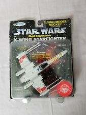 Star Wars Red Squadron X- Wing Starfighter Flying Model Rocket Estes 1998 NEW
