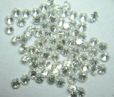 Diamantes 10 pcs 1.50mm Color blanco GH VS pequeño Natural