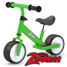 Balance Bike for Toddlers and kids 2-4 years (GREEN) - Adjustable seat height