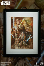 STAR WARS Force of Hope Premium Art Print