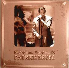 "PATRICK BRUEL - CD SINGLE PROMO ""PADAM... PADAM..."""
