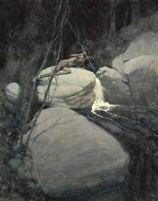 Newell Convers Wyeth The Spearman Print 11 x 14    # 4987