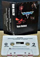 VAN HALEN      -  VAN HALEN  -                                     Cassette Tape