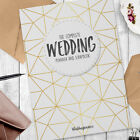Wedding Planner Book - Complete Wedding Diary / Organiser