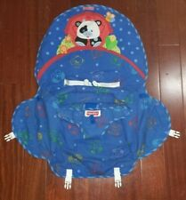 New listing Fisher Price Baby infant Bouncer Seat Rocker Chair vibrate music Replacement pad