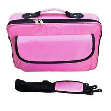 """18"""" 18.4"""" Inch Pink Laptop Shoulder Messenger Bag for Acer/HP/Dell/Lenovo/Women"""