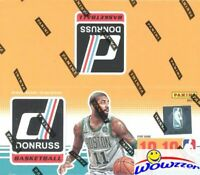 2018/19 Panini Donruss Basketball HUGE 24 Pack Retail Box-192 Cards+AUTO/MEM