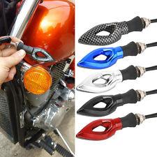 2xMotorcycle 12LED Turn Signal Indicator Blinker Light for Honda for kawasaki MG
