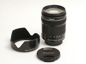 Canon EFS 18-135mm 1:3,5-5,6 IS STM